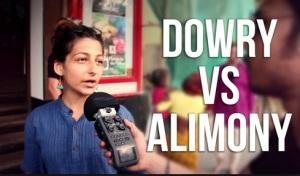 Dowry Vs Alimony