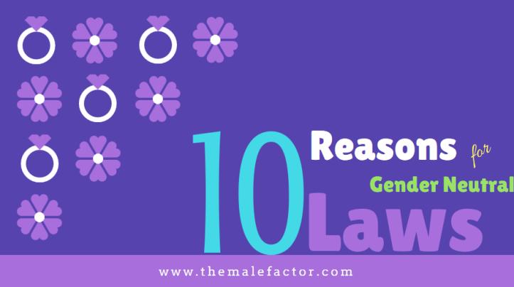 Gender neutral laws