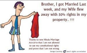 Property division on divorce