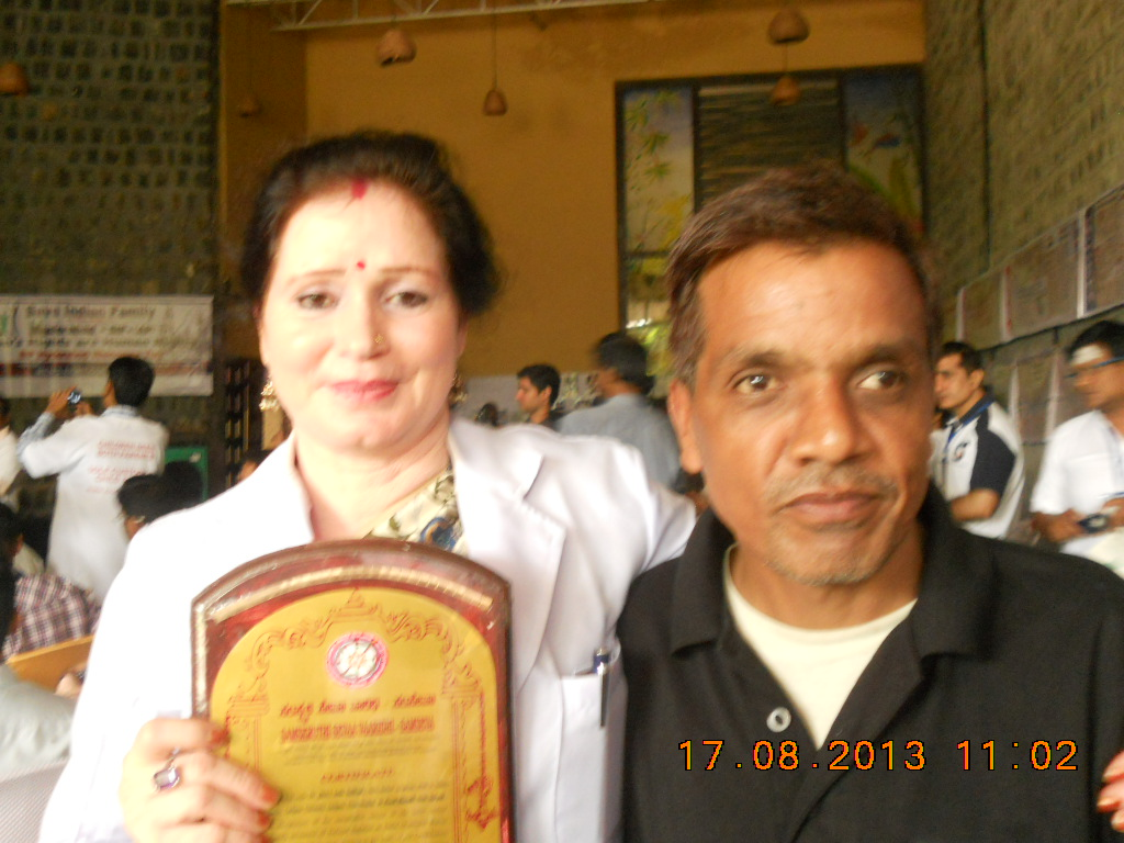 Nitish bhardwaj wife sexual dysfunction