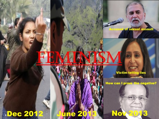 Changing face of feminism in India
