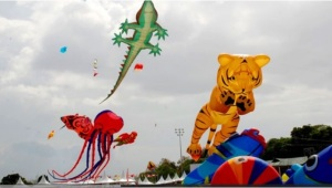 Malayasian kite festival