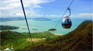 Ropeway in Malayasia