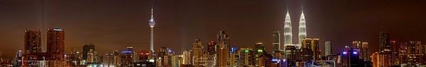 Malayasia Skyline