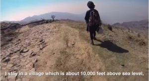 Education 10000 feet above