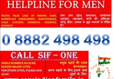 National Helpline for Men