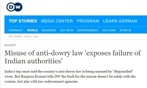 Arrest in Matrimonial Disputes
