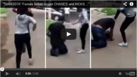 Bangalore jogger