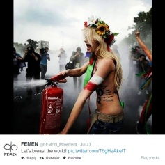 Femen Protest2