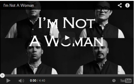 I am not a Woman