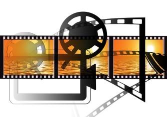 Projector film