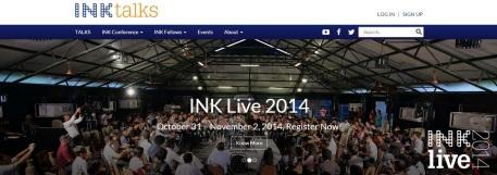 INK Talk 2014