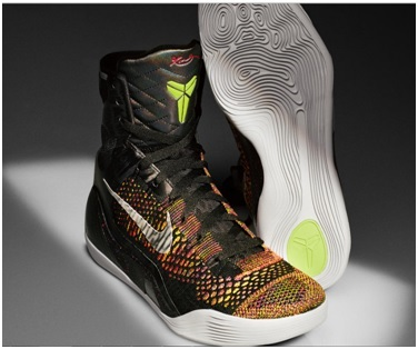 cheap for discount 4b452 75857 ... Multicolor PE (3) Kobe 9 Elite - Outer Sole Nike Kobe 9 2014 High Top  ...