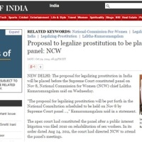 This Is What Will Happen If Prostitution Becomes Legal