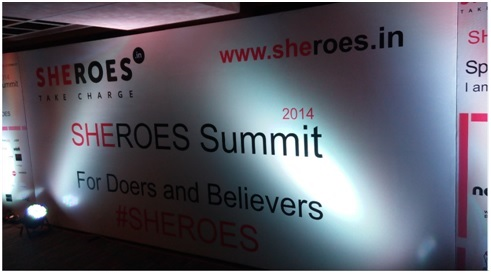 Sheroes Summit, 2014