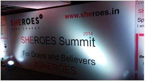 Sheroes Summit, 2014