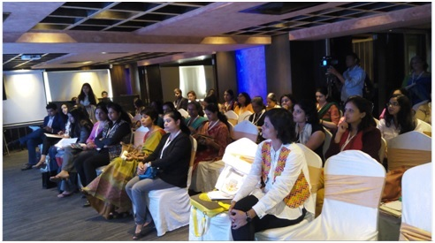 Attendees at Sheroes Bangalore summit