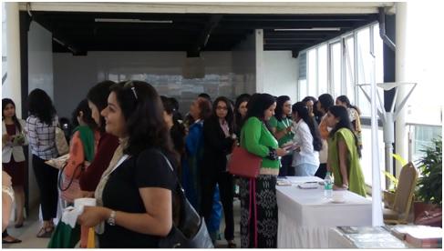 Tea Break at Sheroes Bangalore summit