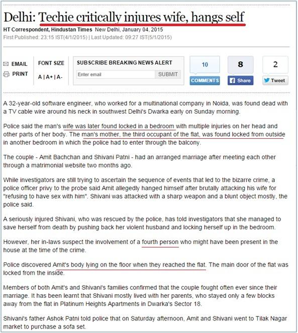 Dwarka Techie suicide_HT News