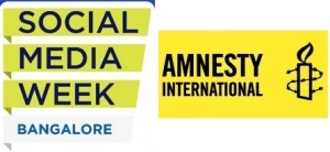 Amnesty International at SMW Bangalore