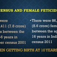 Is India's Census Data Deliberately Fudged To Show Skewed Gender Ratio?