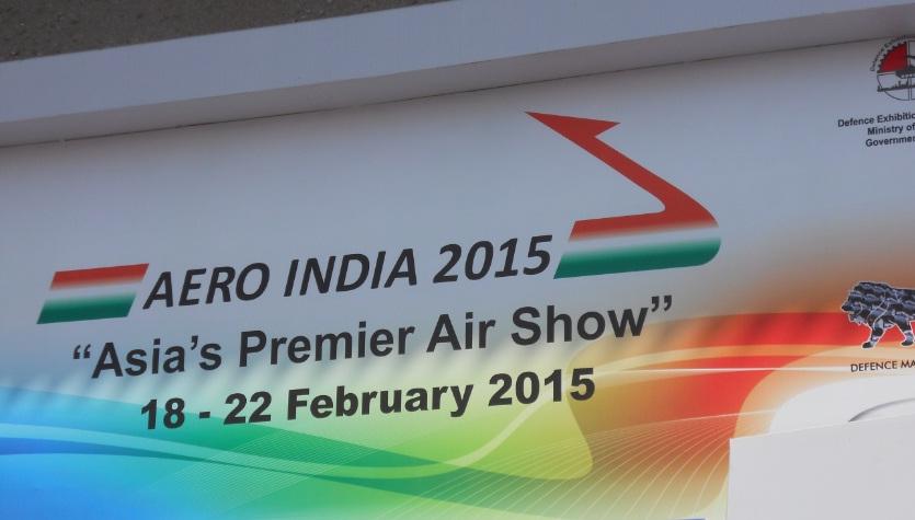 Aero India Show Banner