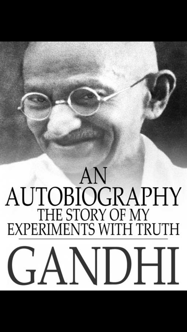 Gandhiji autobiography