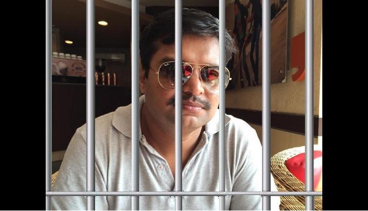 Tr Partha in Selfie in Prison