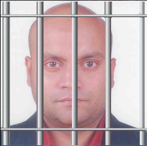 Selfie in Prison