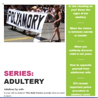 Everything You Need To Know About Adultery