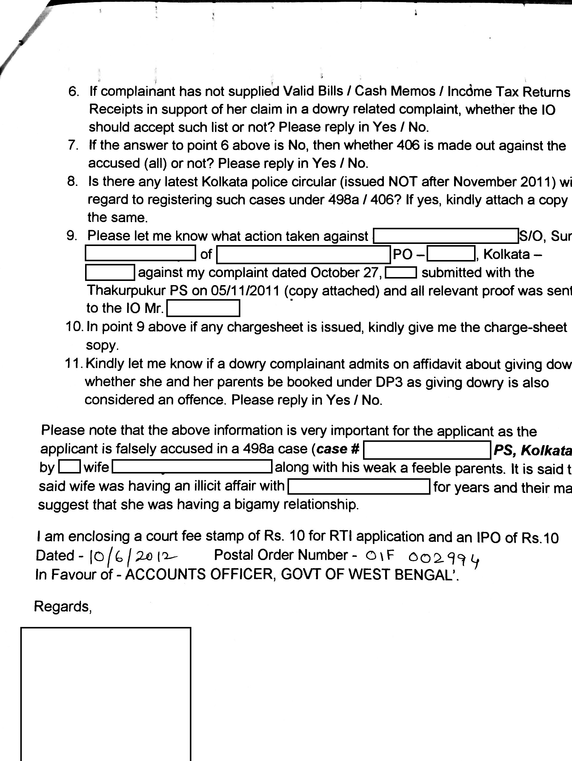 rti_pg2 Application Letter And Cover Difference on writing job, template for job, for commutation, employment job, summer job, management job, for volunteer, law firm, professional job,
