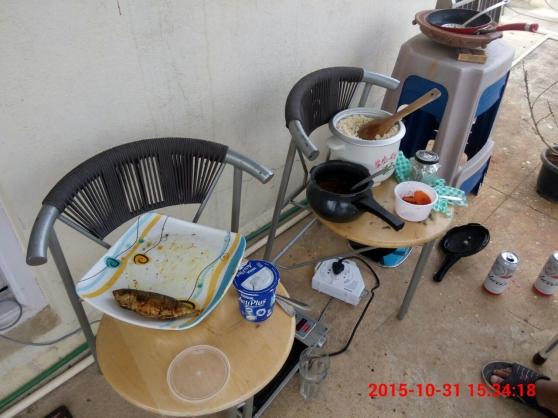 MGTOW kitchen transformed