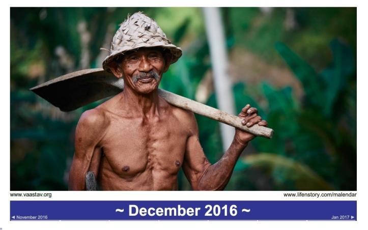 Malendar - December