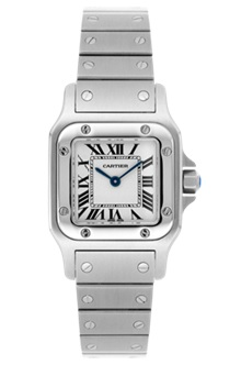 Santos de Cartier Galbée watch