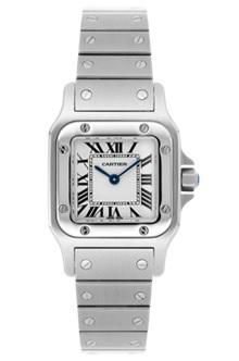 Santos de Cartier Galbée watch
