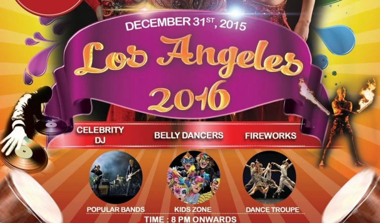 Los Angeles New Year Eve Party