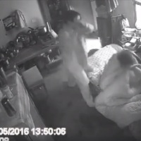 Hidden Camera Reveals DIL Beating Her MIL Mercilessly