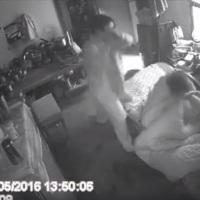 Hidden Camera Reveals DIL Beating Her MIL Mercilessly