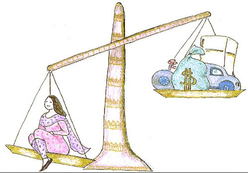 Dowry, Dowry should be legal