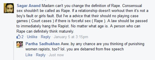 Rape and WCD ministry