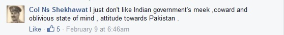Armyman on Nationalism