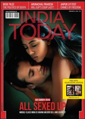 India Today annual sex survey