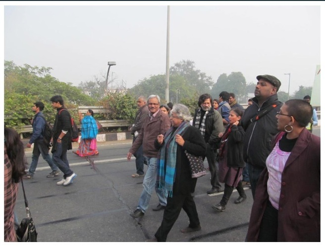 Nirbhaya Protest by ISD
