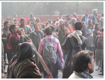 Nirbhaya Protest2 by ISD
