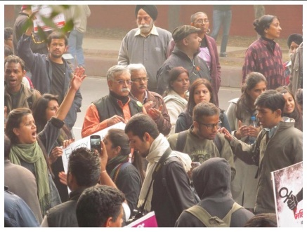 Nirbhaya Protest3 by ISD