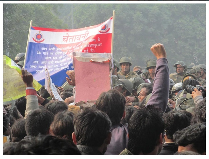 Nirbhaya Protest4 by ISD