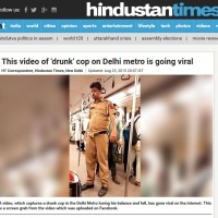 "Lessons Learnt From Delhi Cop's ""Drunk"" Video Ordeal"