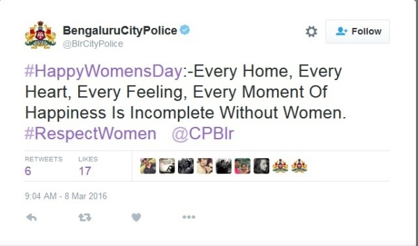 Every Home_CPBlr on Womens Day