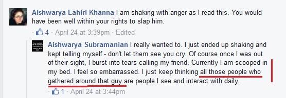 Bangalore Slut shaming2