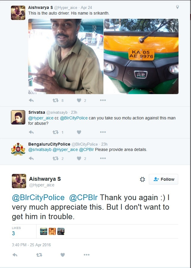 CP Blr on Slut shaming